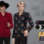Trillyke – Touch Silk Shirt