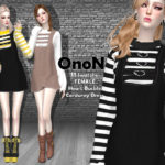 Helsoseira's ONON – Corduroy Dress