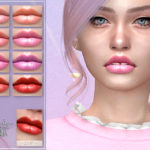IzzieMcFire's IMF Mandy Lipstick N.101