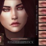 RemusSirion's Residue Lipstick