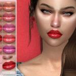 IzzieMcFire's IMF Tanya Lipstick N.106