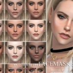 S-Club ts4 WM Facemask 201805
