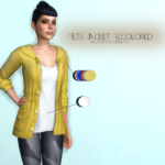 Pets Jacket Recolored