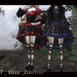 Tekken7 _Eliza_Blue rose New Mesh for… – ZouYou
