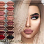 FashionRoyaltySims' FRS Fiona Lipstick