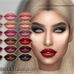 FashionRoyaltySims' FRS Maria Lipstick