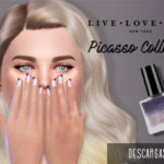 DescargasSims: LIVE LOVE POLISH – Picasso Collection Female…