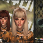 Nightcrawler Sims' Nightcrawler-Ghoul