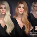 S-Club's sclub ts4 hair Vivian n38