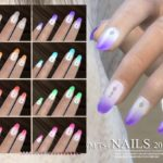 S-Club ts4 WM Nails 201816
