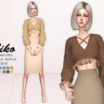 Helsoseira's BIKO – Blouse