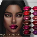 FashionRoyaltySims' FRS Isabella Lipstick