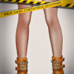 Jennisims: Downloads sims 4:Collection Boots Base Game compatible (20 designs)