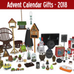 Around the Sims 4 | Custom Content Download | 2017 Advent Calendar Gifts