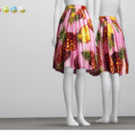 Rusty's — Pineapple Skirt by Dolce&Gabbana / 4 Color…