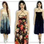 Nalae's Summer Dress – top