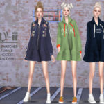 Helsoseira's DYII – Hoodie Mini Dress