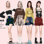 Helsoseira's CINA- vol. 2 – Skirt