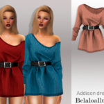 belal1997's Belaloallure_Addison Dress