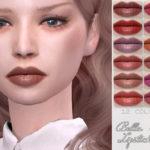IzzieMcFire's IMF Bella Lipstick N.143