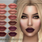 FashionRoyaltySims' FRS Colette Lipstick