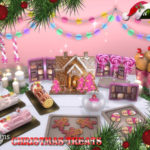 jomsims' Christmas treats 2018