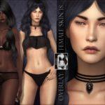 RemusSirion's Female Skin 18 – OVERLAY