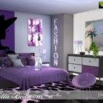 jomsims' Caletta adult bedroom