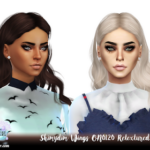 Shimydim Sims: S4 Wings ON0120 Retexture – Naturals + Unnaturals
