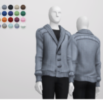 Rusty's — Shawl Collar Cardigan Sweater for M by Rusty / 20…