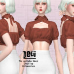 Helsoseira's DERI – Crop Top