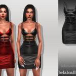 belal1997's Belaloallure_Selena dress