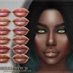 FashionRoyaltySims' FRS Rita Lipstick