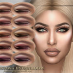 FashionRoyaltySims' FRS Vanessa Eyeshadow
