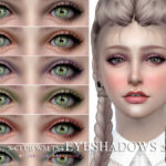 S-Club WM thesims4 Eyeshadow 201901