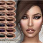 FashionRoyaltySims' FRS Lily Eyeshadow