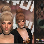 Nightcrawler Sims' Nightcrawler-Shy