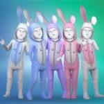 kliekie's Bunny Suit