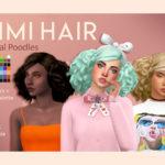 feralpoodles' Mimi Hair