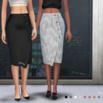 ChloeMMM's ChloeM-Cut Skirt