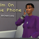 Im On The Phone Animations