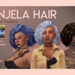 feralpoodles' Anjela Hair
