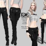 Helsoseira's IOWA – Slim fit Trousers