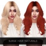 SURGE HAIR NATURALS