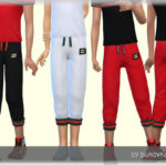 bukovka's Pants crop Gu