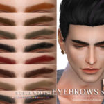 S-Club WM ts4 Eyebrows 201906