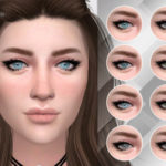 Download on my site. Eyecolor – Realistic Eyes -… – ReMaron