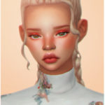 Peaches and Cream — 2 super cute hairs recolored ☁️ I've recently…
