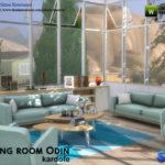 kardofe_Living room Odin