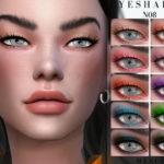 -Merci-'s Eyeshadow N08
